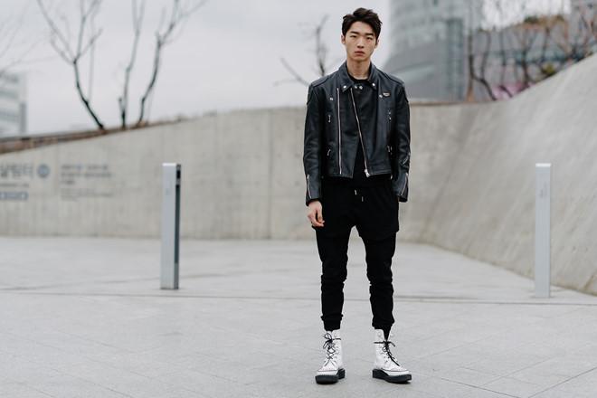 Cách mặc đồ cho người lùn nam