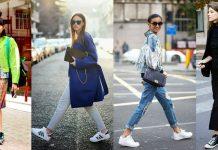 giày màu gì dễ mặc quần áo nhất